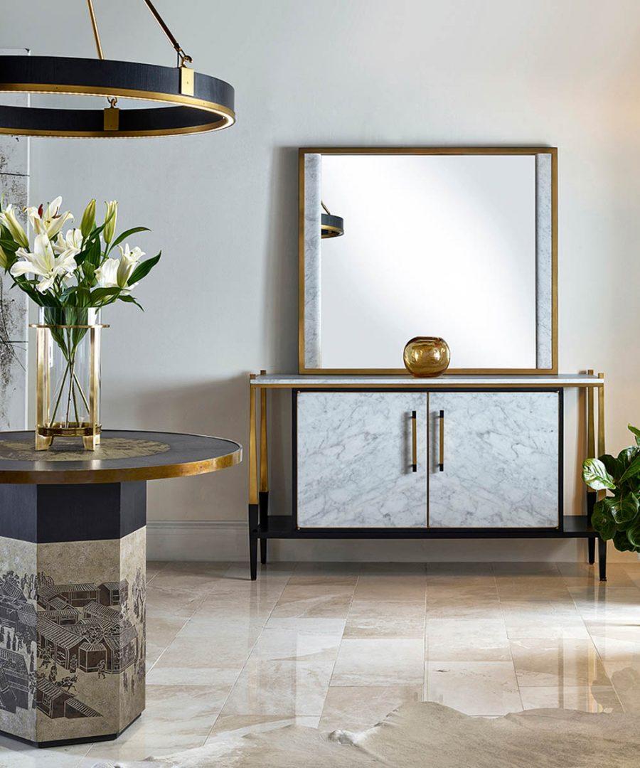 Jonathan Charles Designer Fine Furniture: Brand Focus