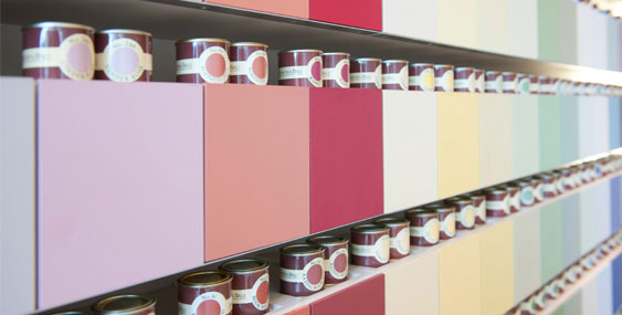 Farrow and Ball Paint Information