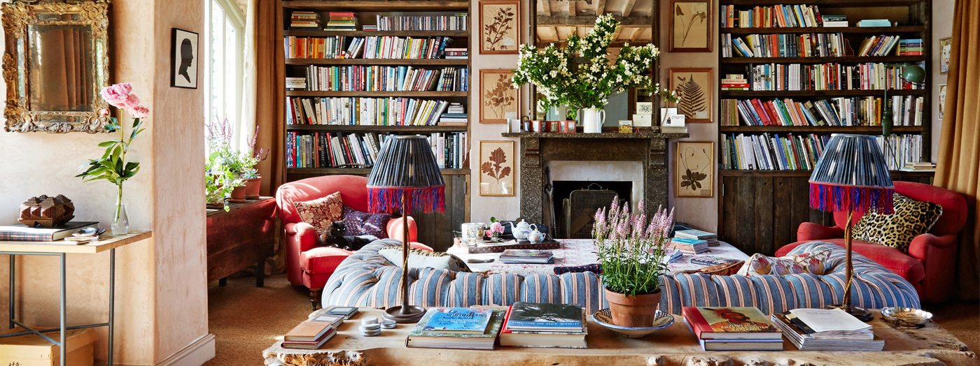 Get the look: Amanda Brook's Cotswold Retreat