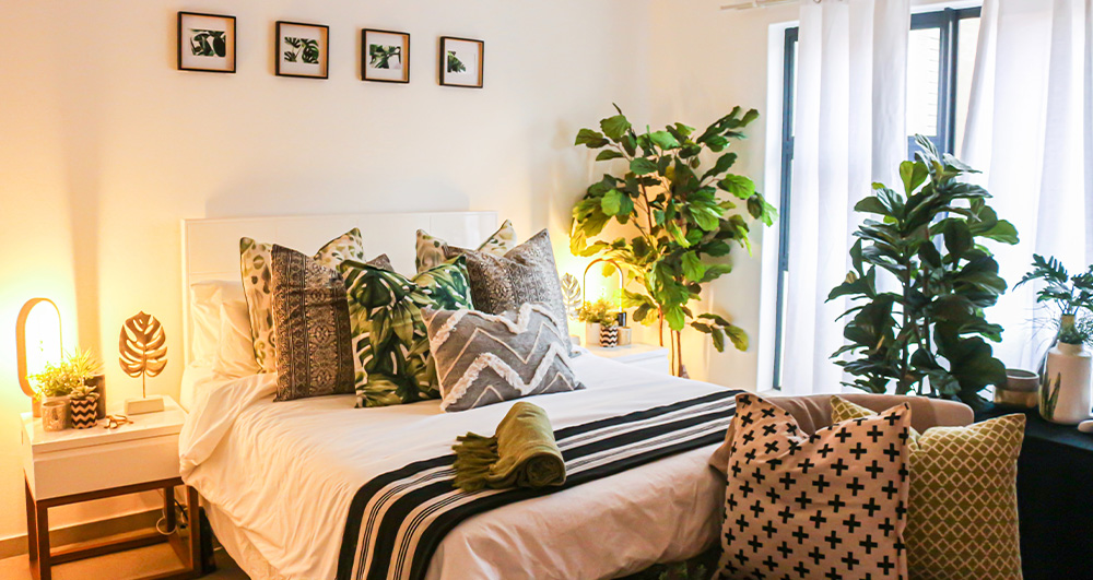 Top Interior Design Trends 2017 - Tropical