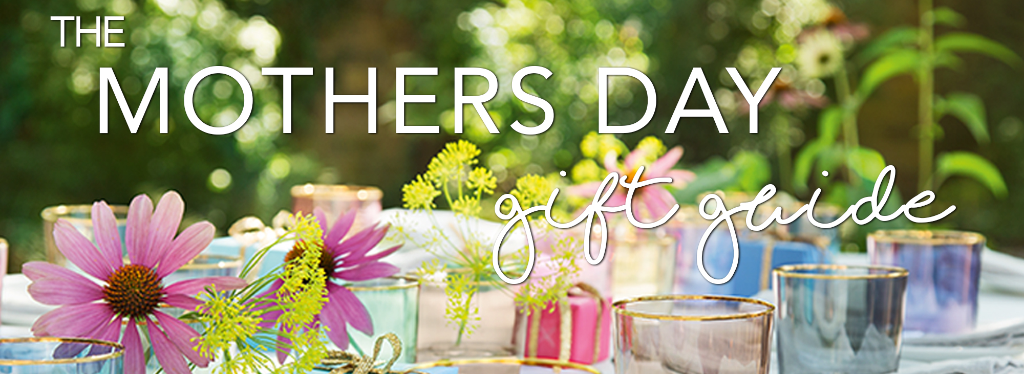 Mother's Day Gift Guide | Thank Her In Style