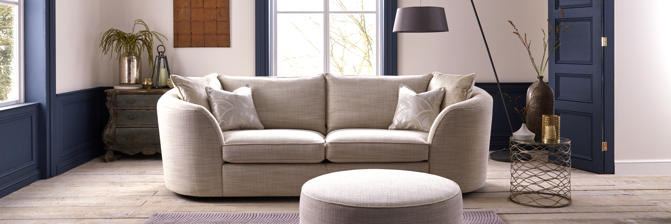 Get The Look | Living Room Style