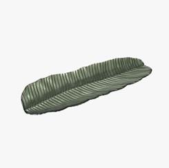 plate_banana_leaf_glass_green_1