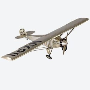 Authentic Models Spirit of St Louis Model Plane