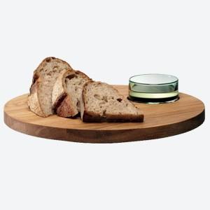 Lsa International Firo Oak Serving Platter