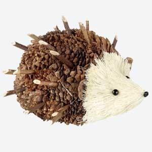 Parlane Christmas Ornament Hedgehog Spike