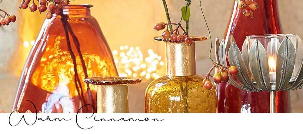 Christmas Decorating Trends 2020 - Warm Cinnamon