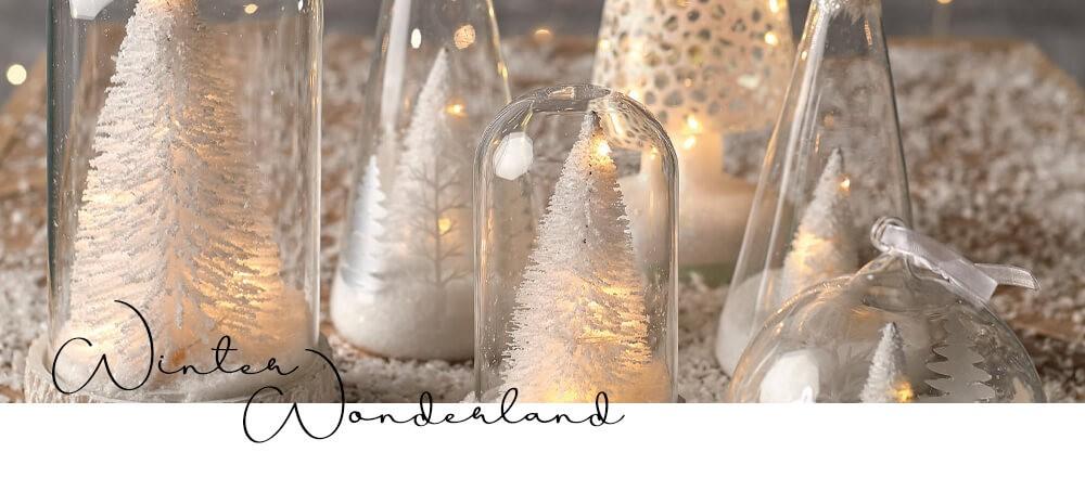 Christmas Decorating Trends 2020 - Winter Wonderland