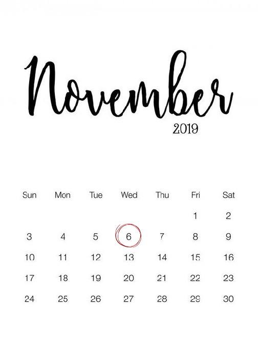 November Christmas Delivery Deadline