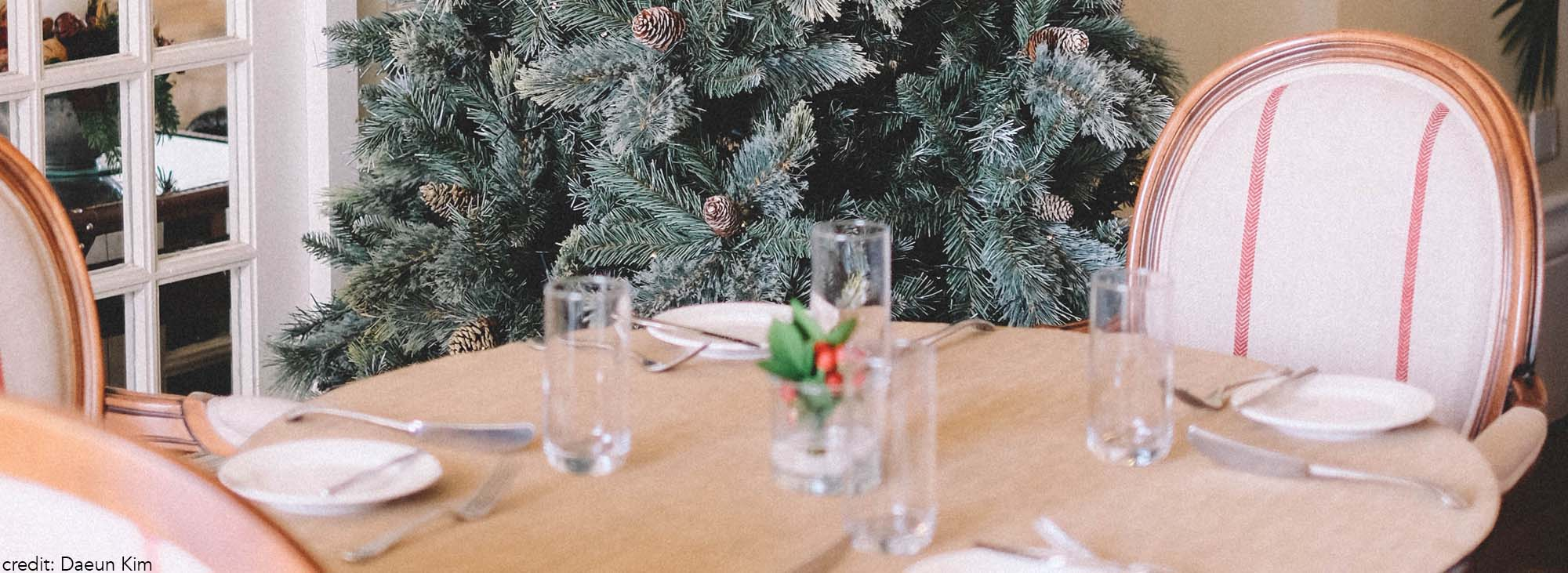 A Christmas to Dine For | Get the Look