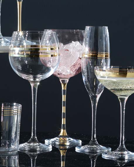 Christmas Entertaining Essentials: Glassware