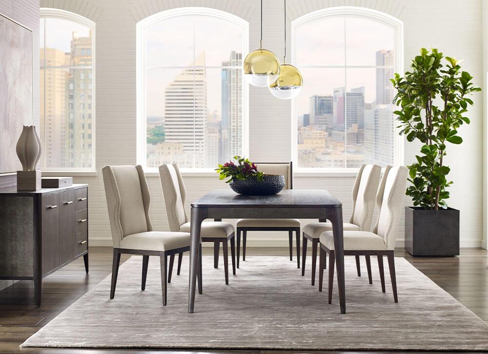 Luxury Interiors Dining Furniture