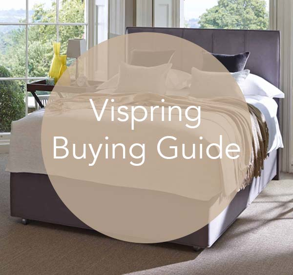 View our Vispring Buying Guide
