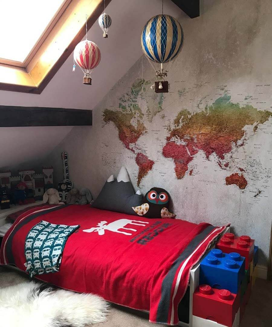 Bedroom Inspiration: How to Style Master, Guest & Kids' Bedrooms
