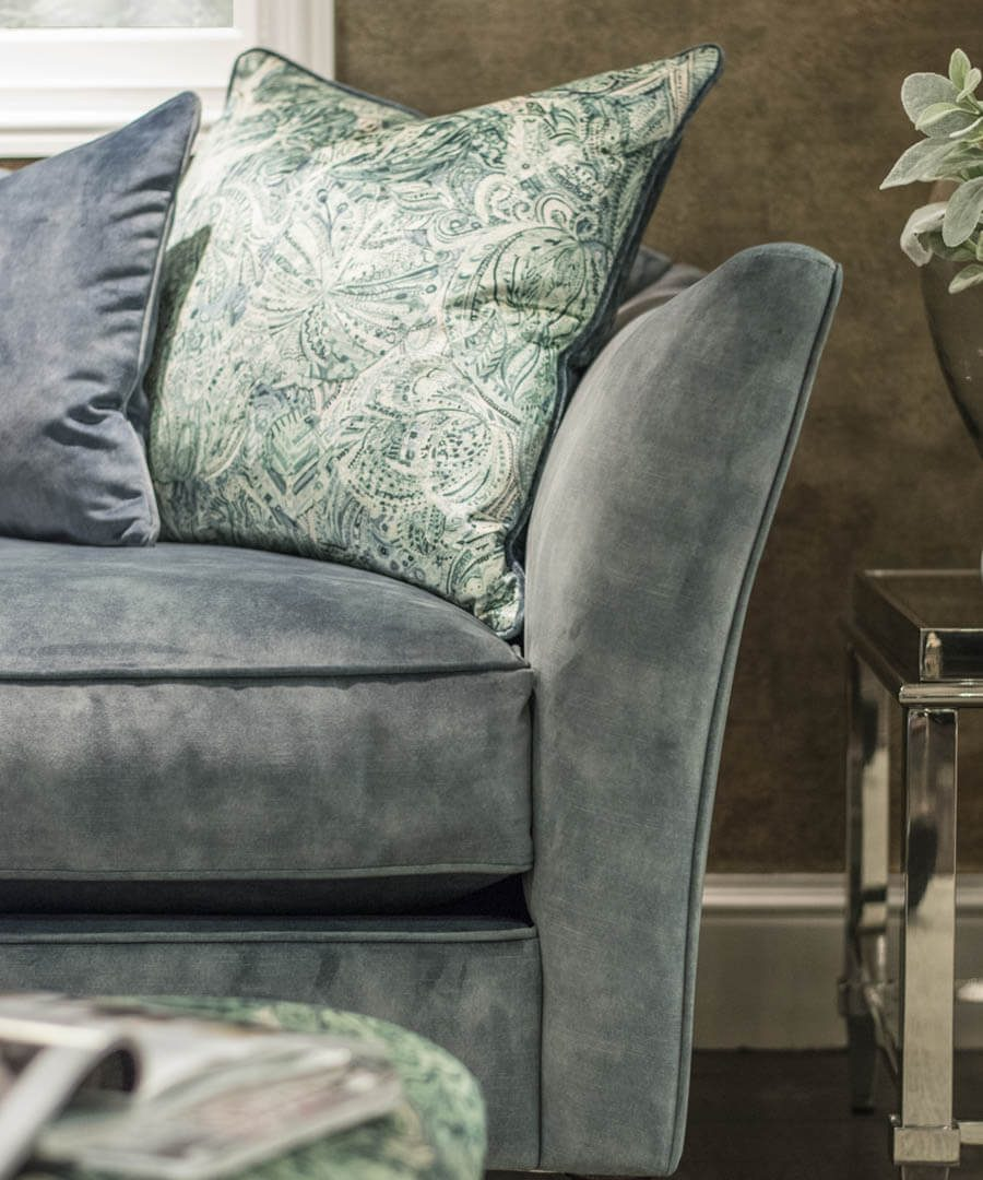 Bespoke Duresta Sofas & Armchairs: Brand Focus