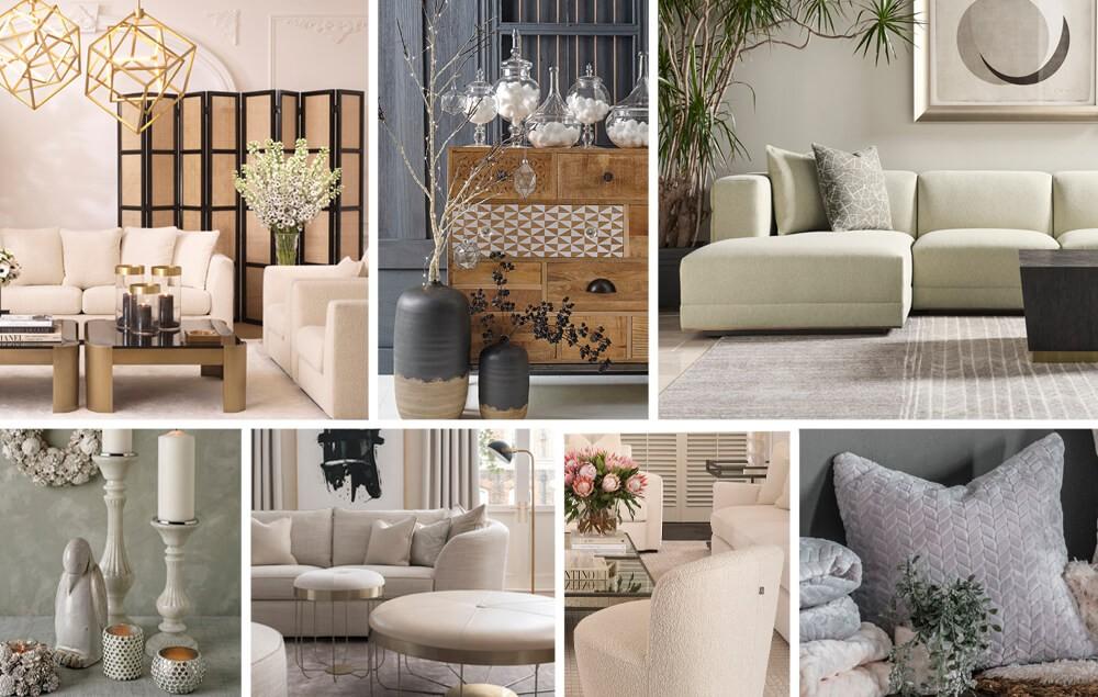 Comfort Chic Interior Trend