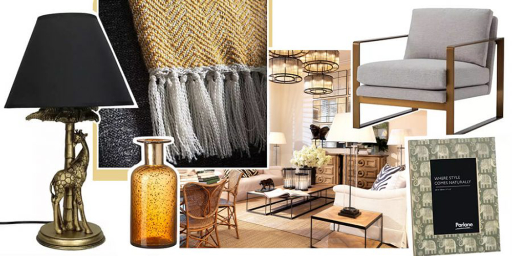 Autumn Interior Design - Autumn Safari and Autumnal Tones
