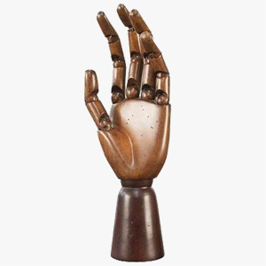 Authentic Models Artist Articulated Hand