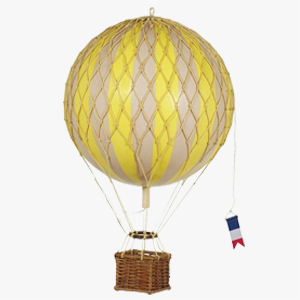 Authentic Models Hot Air Balloon Replica Medium