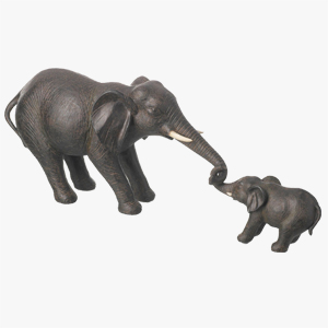 Parlane Deco Elephant Nelly Set of 2