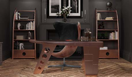 Aviator Collection by Carlton Furniture