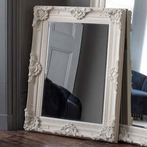 Pavilion Chic Ballard Baroque Style Wall Mirror
