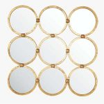Pavilion Chic Marshmouth Multi Circle Mirror