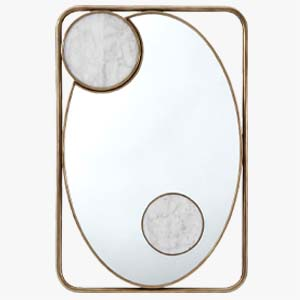 Theodore Alexander Rectangle Mirror Iconic