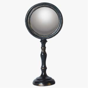 Authentic Models Table Mirror Classic Eye