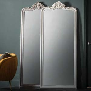 Pavilion Chic Jessica French Style Full Length Mirror