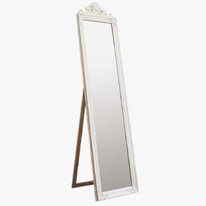 Pavilion Chic Cox Vintage Free Standing Full Length Mirror
