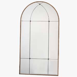 Pavilion Chic Croome Arched Top Wall Mirror