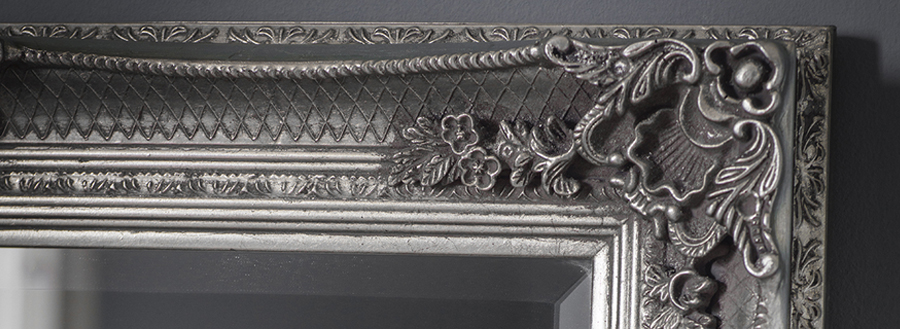Modern Mirror Designs - Baroque Mirrors