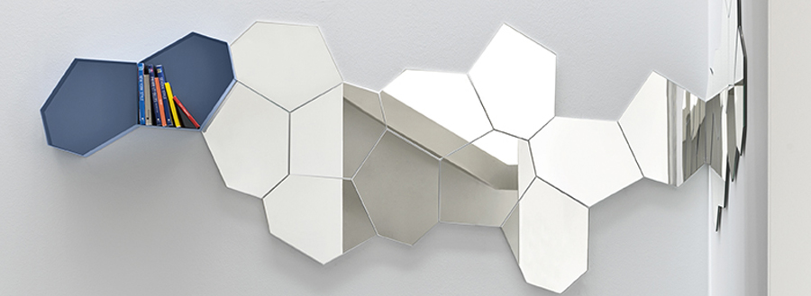 Modern Mirror Designs - Geometric Mirrors