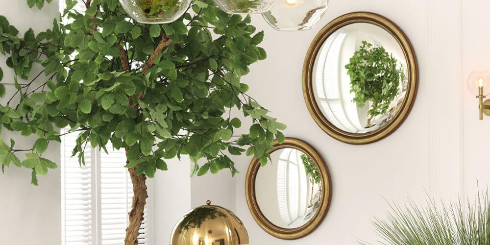 Mirror Buying Guide - Eichholtz Verso Mirrors