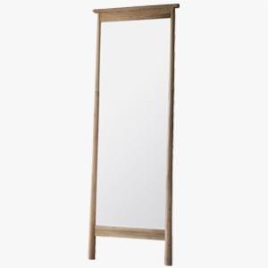 Pavilion Chic Floor Mirror Nordic