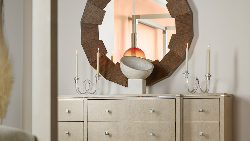 How To Style A Mirror In The Bedroom