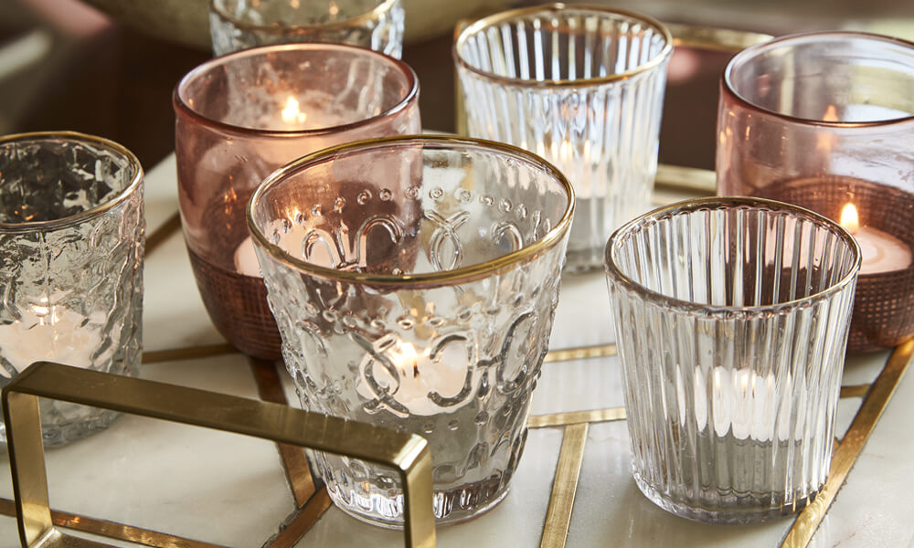Mother's Day Gift Guide 2020 - Candle Holders