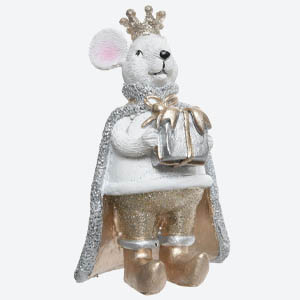 Kaemingk Christmas Ornament Mouse King
