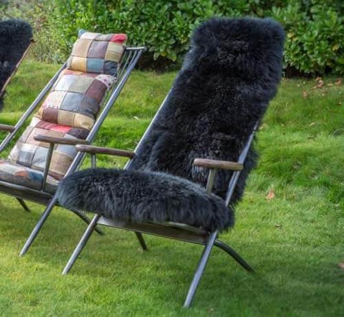 Vintage Sofa Company Billy Sheep Wool Chair