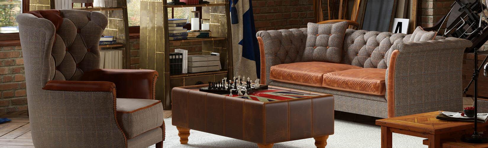 Carlton Furniture & Vintage Sofa Company: Brand Focus