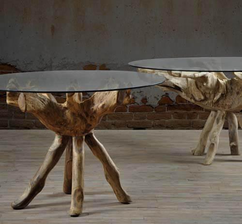 Carlton Furniture Root Dining Table