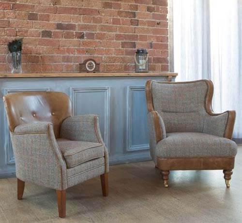 Vintage Sofa Company Elston and Ellis Chairs