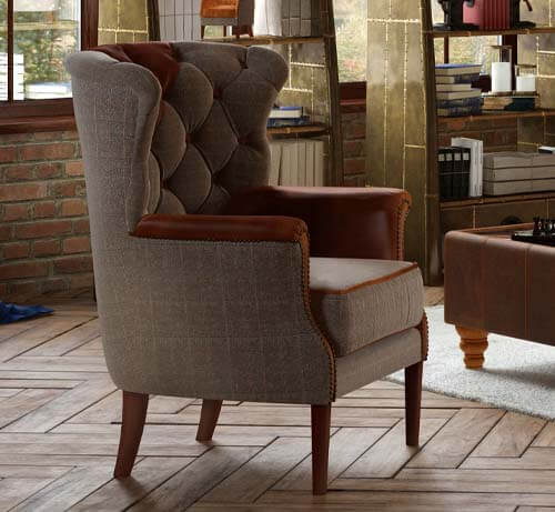 Vintage Sofa Company Kensington Chair