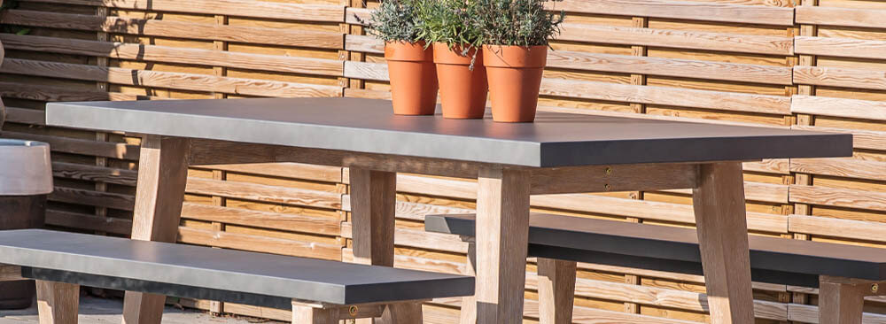 Best Concrete Outdoor Furniture