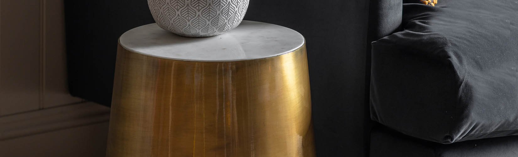 Add Chic Design To Your Interior with These 9 Statement Side Table Ideas