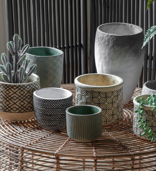 pros and cons of stone as a plant pot material