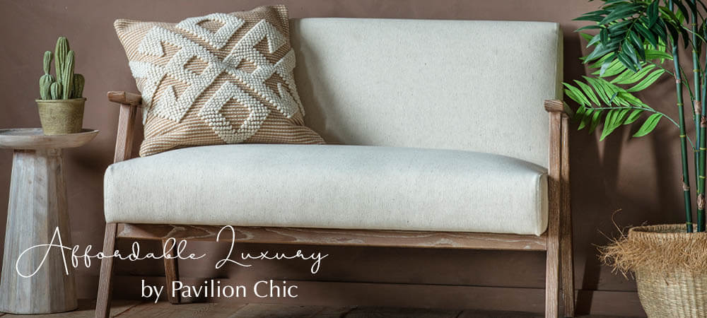 Affordable Luxury by Pavilion Chic
