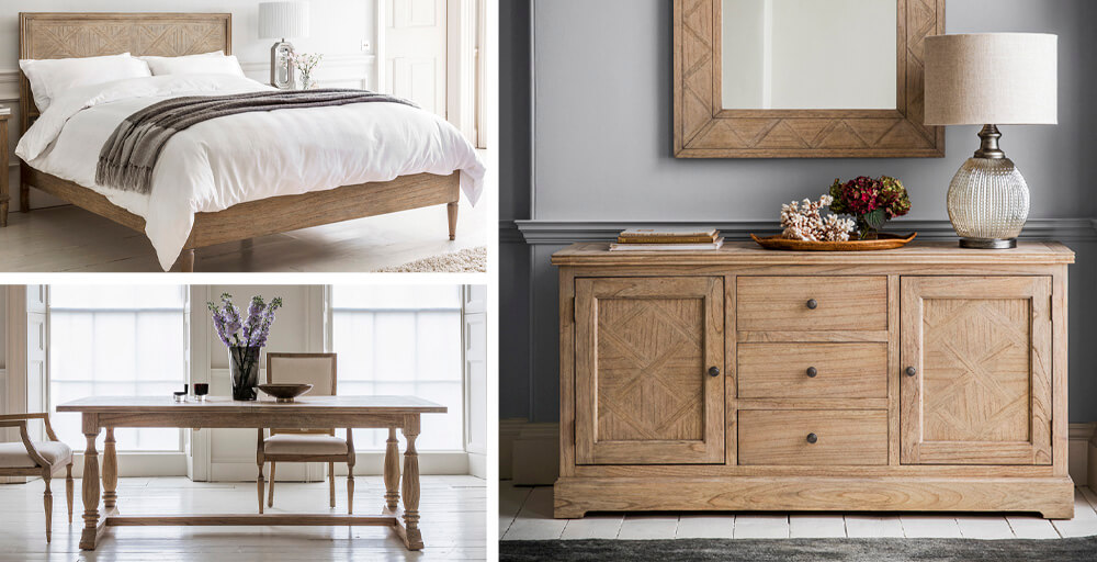 The Cotswold Furniture Collection by Pavilion Chic