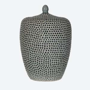 Rosario Decorative Jar